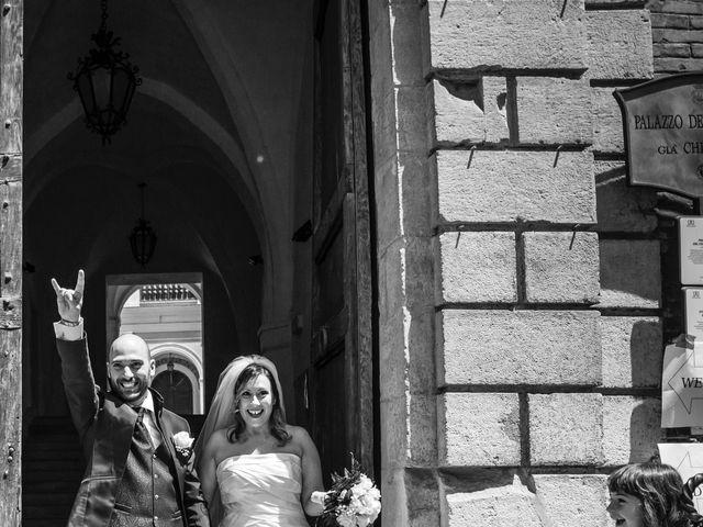 Il matrimonio di Marco e Patrizia a Fabriano, Ancona 29