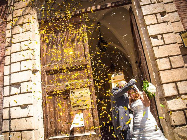 Il matrimonio di Marco e Patrizia a Fabriano, Ancona 31