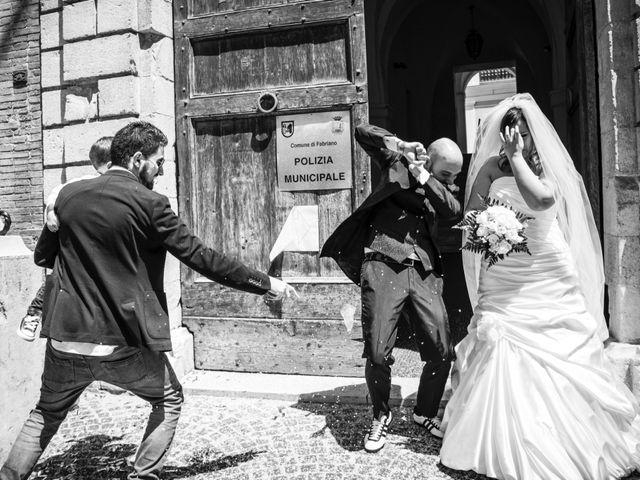 Il matrimonio di Marco e Patrizia a Fabriano, Ancona 32