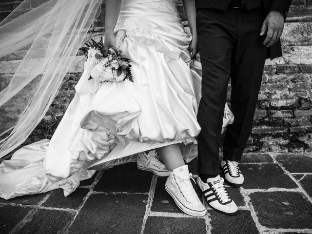 Il matrimonio di Marco e Patrizia a Fabriano, Ancona 37