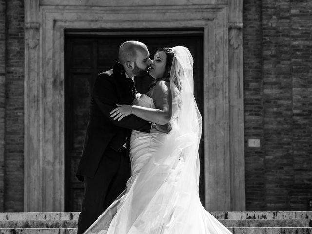 Il matrimonio di Marco e Patrizia a Fabriano, Ancona 38