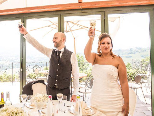 Il matrimonio di Marco e Patrizia a Fabriano, Ancona 46