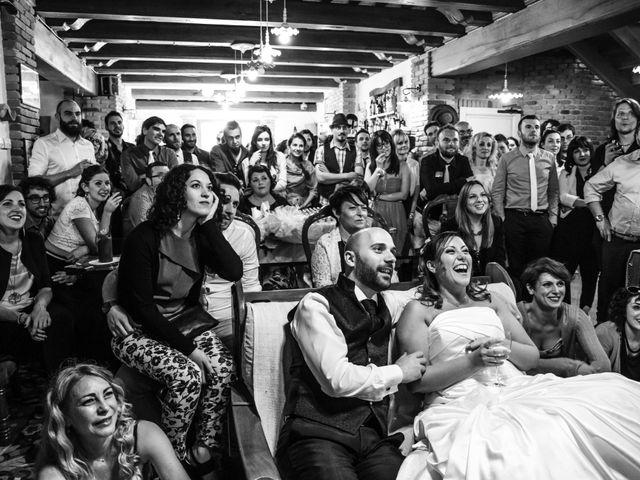 Il matrimonio di Marco e Patrizia a Fabriano, Ancona 50