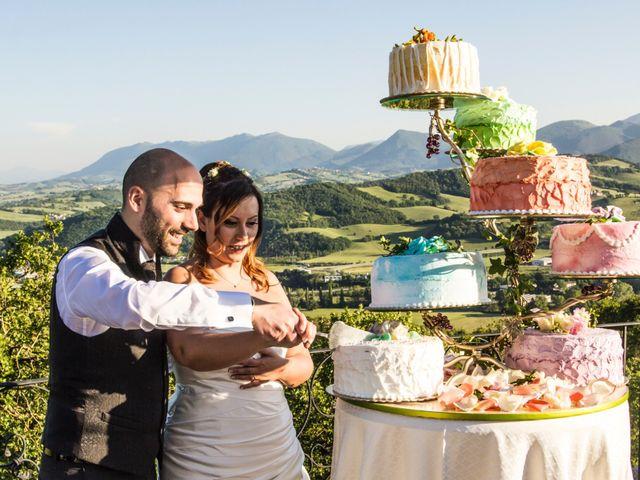 Il matrimonio di Marco e Patrizia a Fabriano, Ancona 52