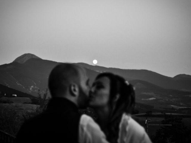 Il matrimonio di Marco e Patrizia a Fabriano, Ancona 61