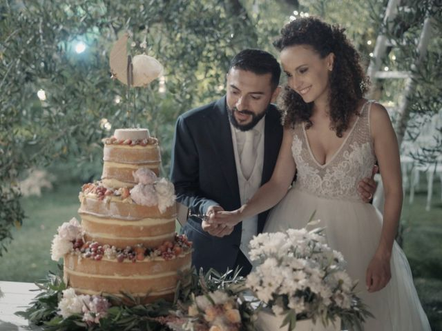 Le nozze di Mariella e Stefano