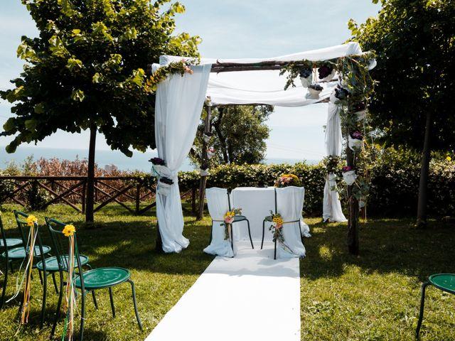 Il matrimonio di Angelo e Laura a Fermo, Fermo 14