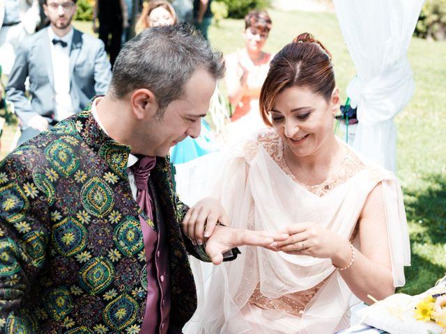 Il matrimonio di Angelo e Laura a Fermo, Fermo 18