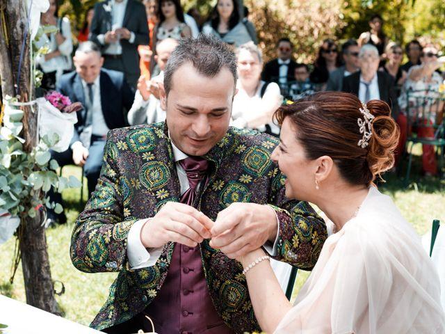 Il matrimonio di Angelo e Laura a Fermo, Fermo 19