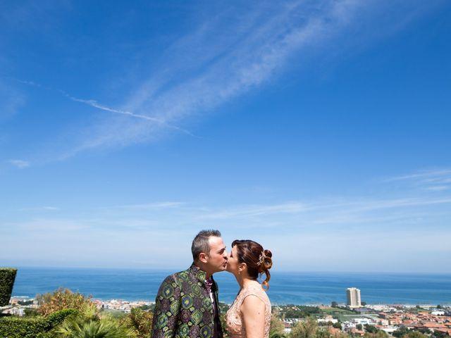 Il matrimonio di Angelo e Laura a Fermo, Fermo 25
