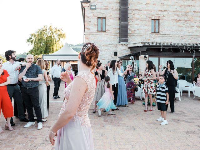 Il matrimonio di Angelo e Laura a Fermo, Fermo 29