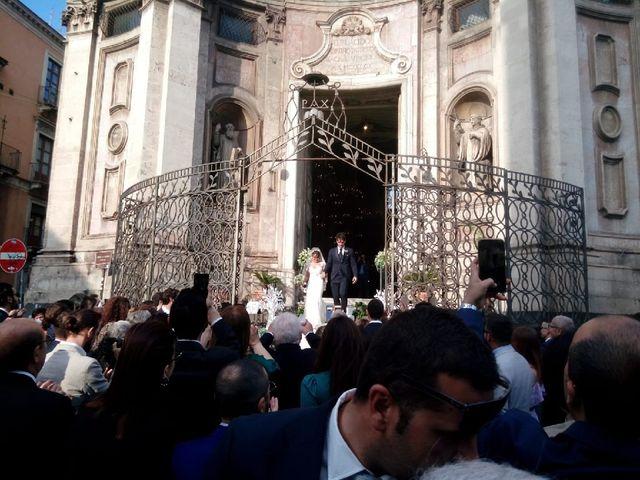 Il matrimonio di Valerio e Sofia a Catania, Catania 6