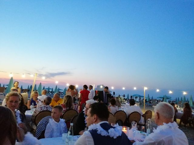Il matrimonio di Gianluca e Janine a Rimini, Rimini 25