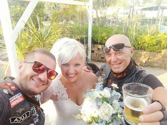 Il matrimonio di Gianluca e Janine a Rimini, Rimini 28