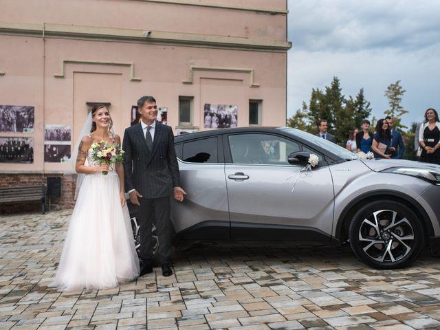 Il matrimonio di Alessio e Alice a Asti, Asti 20