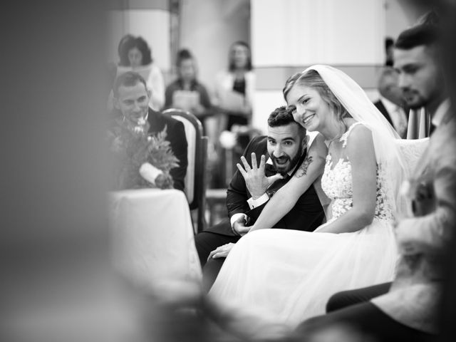 Il matrimonio di Alessio e Alice a Asti, Asti 40
