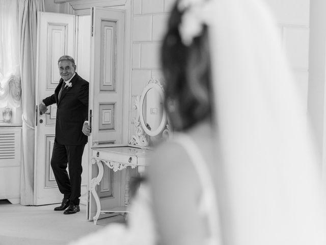 Il matrimonio di Andrea e Eleonora a Bassano Romano, Viterbo 5