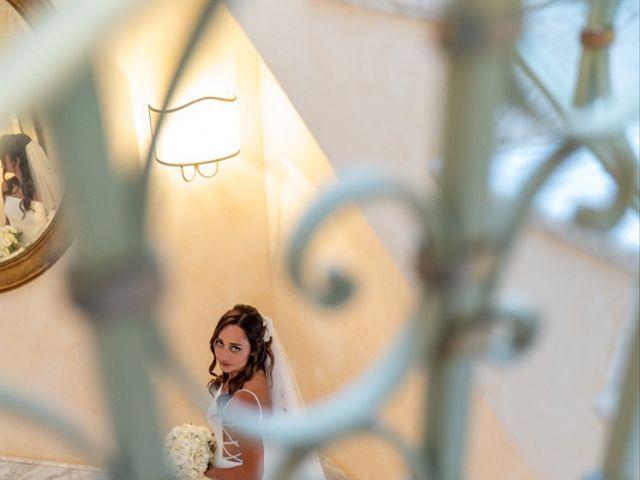 Il matrimonio di Andrea e Eleonora a Bassano Romano, Viterbo 10