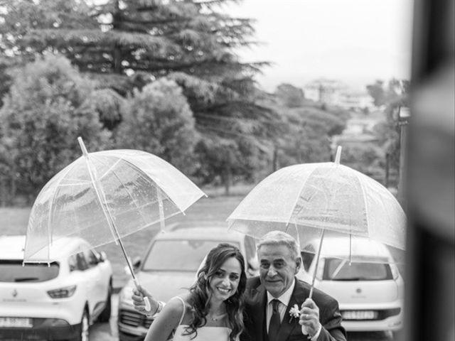 Il matrimonio di Andrea e Eleonora a Bassano Romano, Viterbo 11
