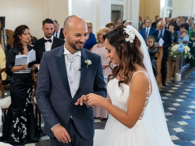 Il matrimonio di Andrea e Eleonora a Bassano Romano, Viterbo 13