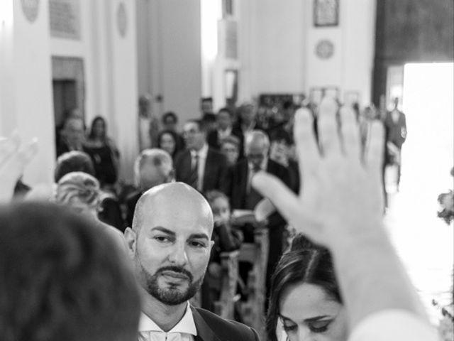 Il matrimonio di Andrea e Eleonora a Bassano Romano, Viterbo 14