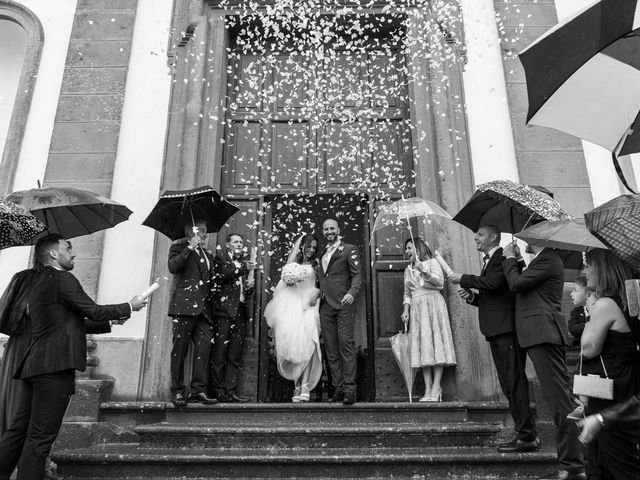 Il matrimonio di Andrea e Eleonora a Bassano Romano, Viterbo 15
