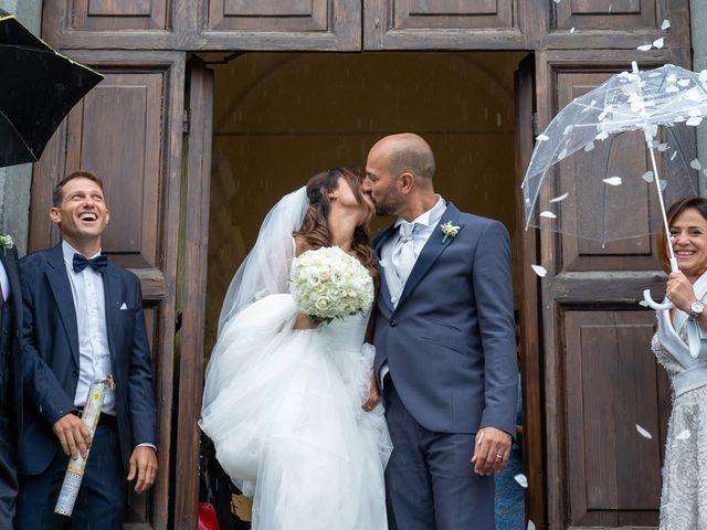 Il matrimonio di Andrea e Eleonora a Bassano Romano, Viterbo 16