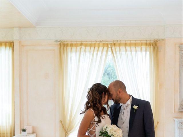 Il matrimonio di Andrea e Eleonora a Bassano Romano, Viterbo 20
