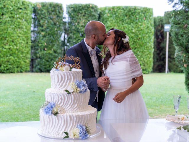 Il matrimonio di Andrea e Eleonora a Bassano Romano, Viterbo 30