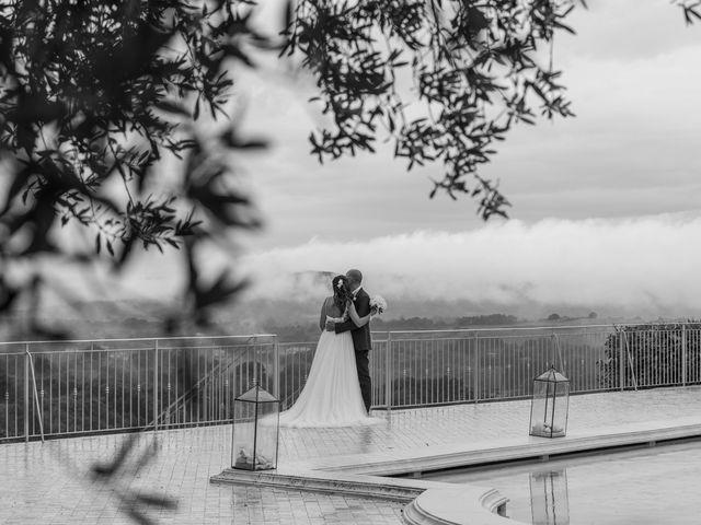 Il matrimonio di Andrea e Eleonora a Bassano Romano, Viterbo 57