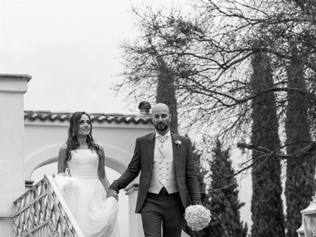 Il matrimonio di Andrea e Eleonora a Bassano Romano, Viterbo 60