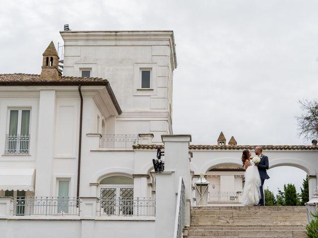 Il matrimonio di Andrea e Eleonora a Bassano Romano, Viterbo 61