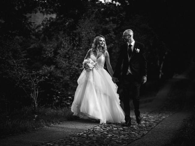 Il matrimonio di Federico e Stela a Iseo, Brescia 2