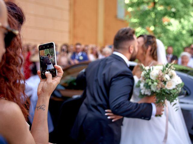 Il matrimonio di Fede e Ele a Bologna, Bologna 1