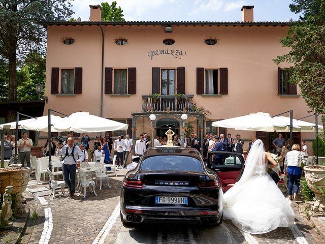 Il matrimonio di Fede e Ele a Bologna, Bologna 32