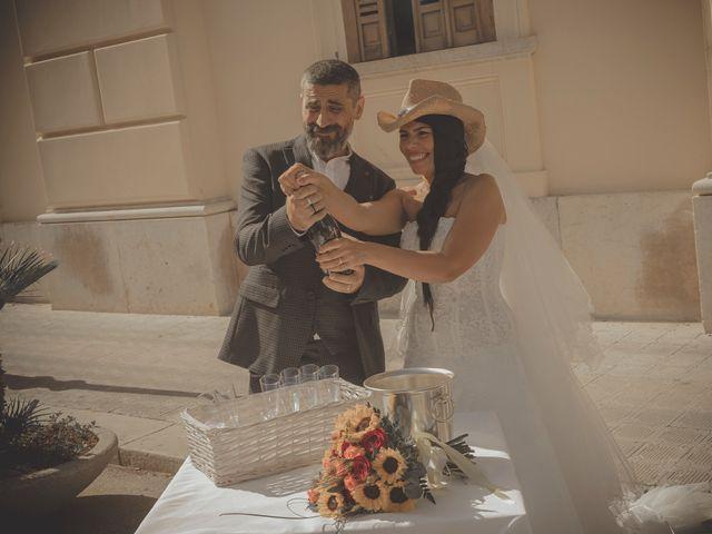 Il matrimonio di Giuseppe e Anna Maria a Trapani, Trapani 22
