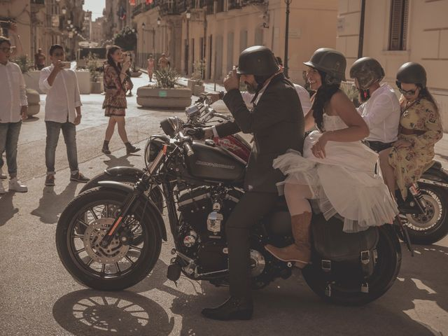 Il matrimonio di Giuseppe e Anna Maria a Trapani, Trapani 27