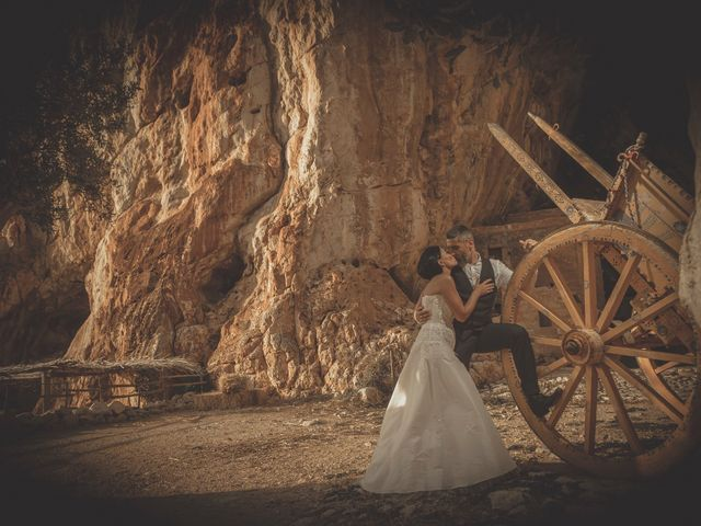 Il matrimonio di Giuseppe e Anna Maria a Trapani, Trapani 43
