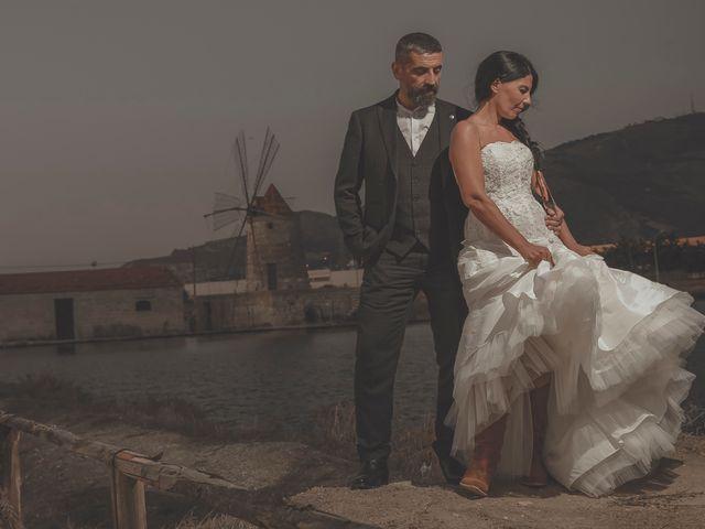 Il matrimonio di Giuseppe e Anna Maria a Trapani, Trapani 45