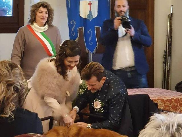 Il matrimonio di Marco e Giovanna a Impruneta, Firenze 8