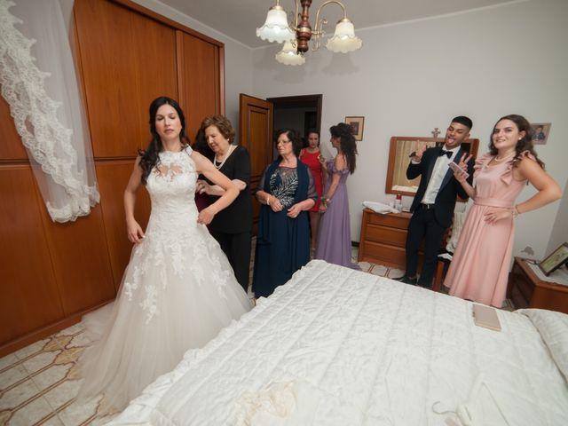 Il matrimonio di Fabio e Barbara a Sinnai, Cagliari 46