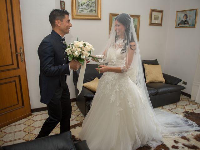 Il matrimonio di Fabio e Barbara a Sinnai, Cagliari 102