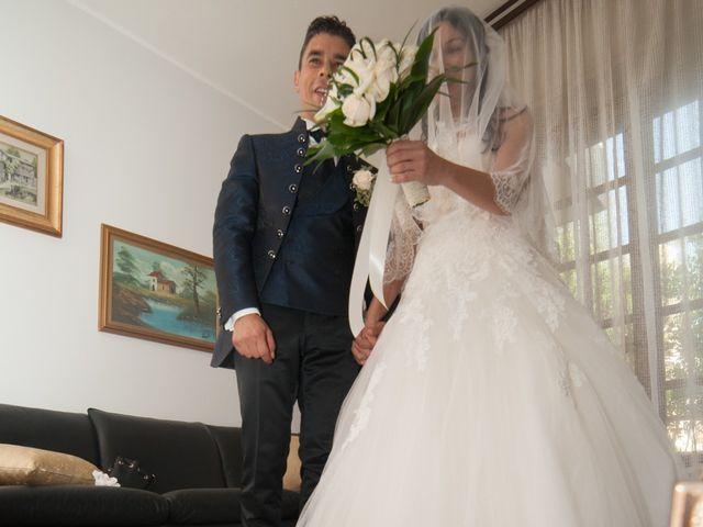 Il matrimonio di Fabio e Barbara a Sinnai, Cagliari 105