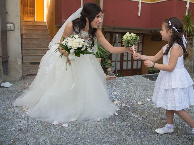 Il matrimonio di Fabio e Barbara a Sinnai, Cagliari 113