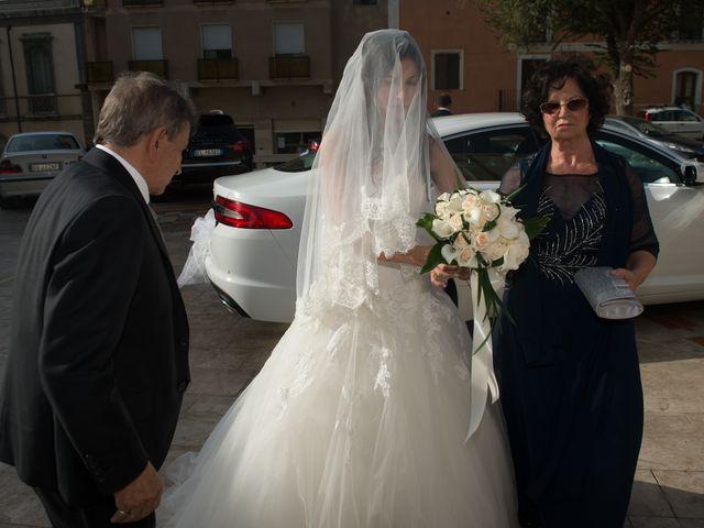 Il matrimonio di Fabio e Barbara a Sinnai, Cagliari 147