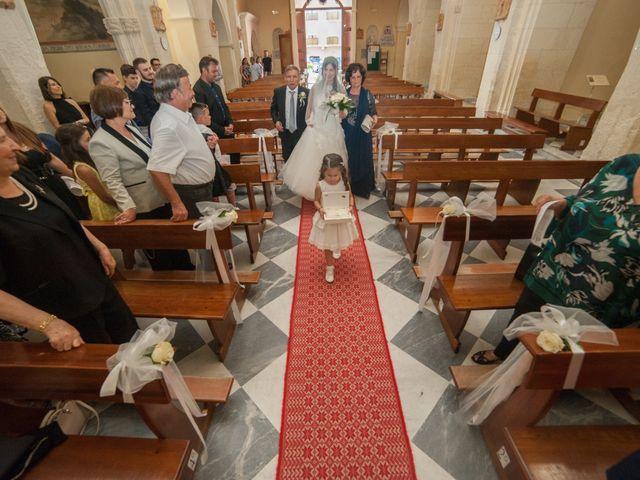Il matrimonio di Fabio e Barbara a Sinnai, Cagliari 166