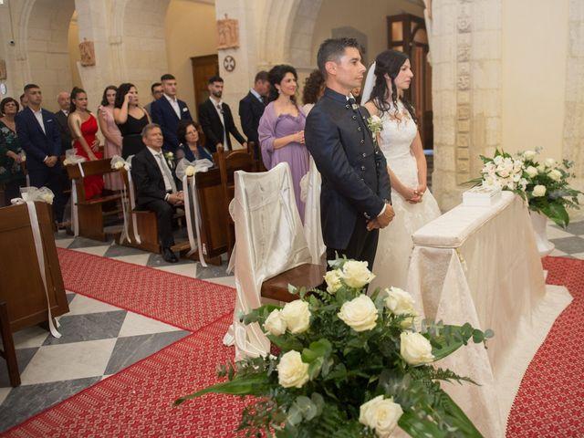 Il matrimonio di Fabio e Barbara a Sinnai, Cagliari 174