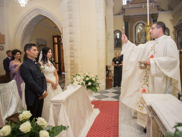 Il matrimonio di Fabio e Barbara a Sinnai, Cagliari 176