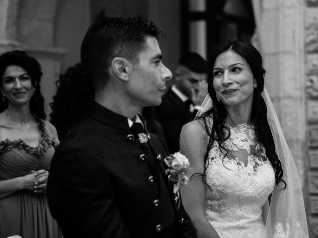 Il matrimonio di Fabio e Barbara a Sinnai, Cagliari 177
