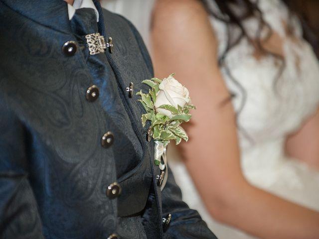 Il matrimonio di Fabio e Barbara a Sinnai, Cagliari 180